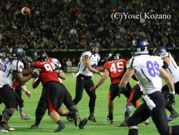 Japan - 2015 X Bowl action - 6