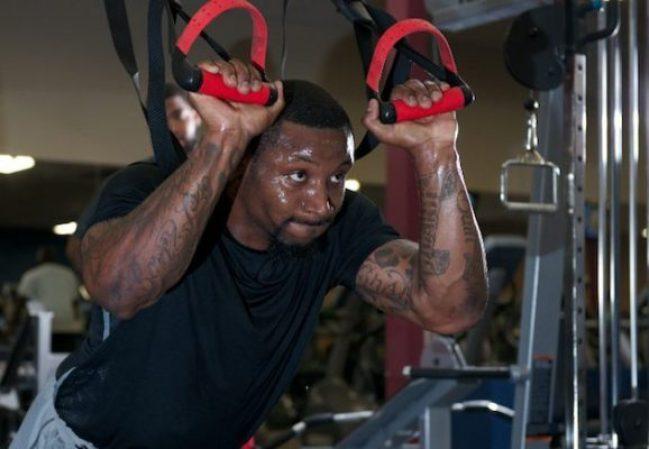 USA Football - 15 exercises - triceps press