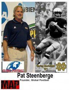 Global Football - Patrick Steenberge