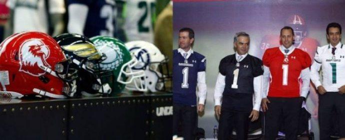 Mexico - LFA - helmets-jerseys