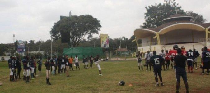 Kenya - special teams