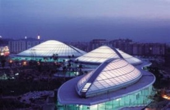 China - CAFL - Guangzhou arena