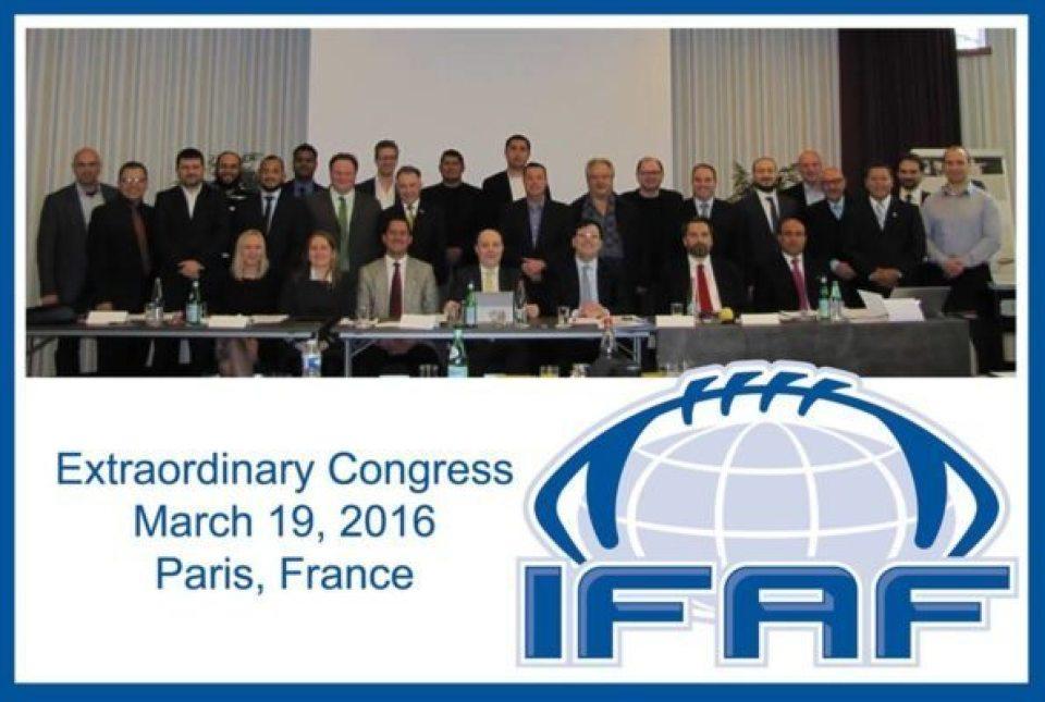 IFAF - Paris congress