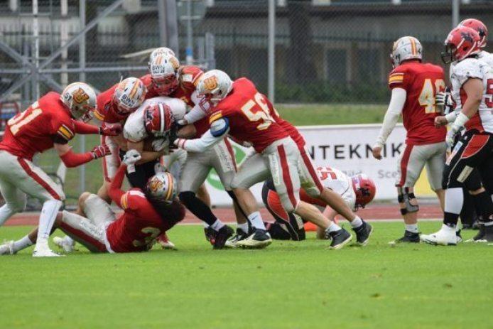 Sweden - Carlstad-Uppsala action 2016.2