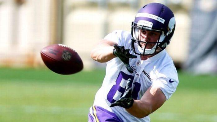 NFL - Vikings - Boehringer - espn.go photo