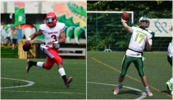 Finland - Roosters-Crocodiles - QBs 2016