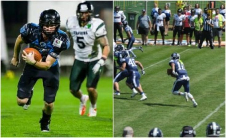 IFAF Europe - 2016 Champions League - Panthers-Seamen - 2pic