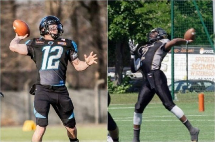 Poland - Panthers-Seahawks - QBs 2016 - 2pic