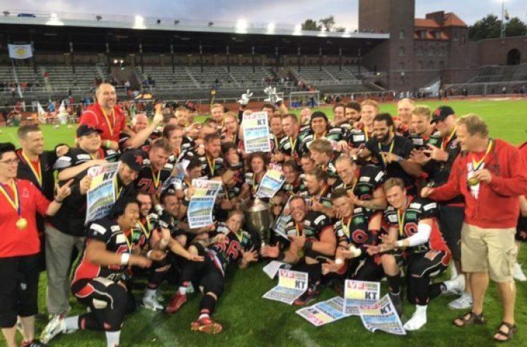Sweden - Carlstad wins 2016 Swedish championship