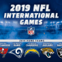 Nfl International Series 2019 Who S Heading To London