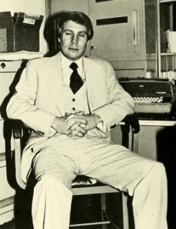 Daniel Rohrer in 1981