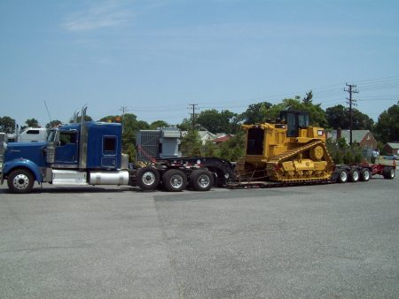 Heavy Haul CAT