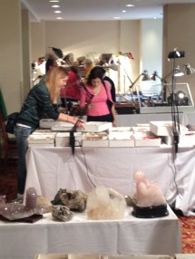 Nyc Gem Mineral And Fossil Show