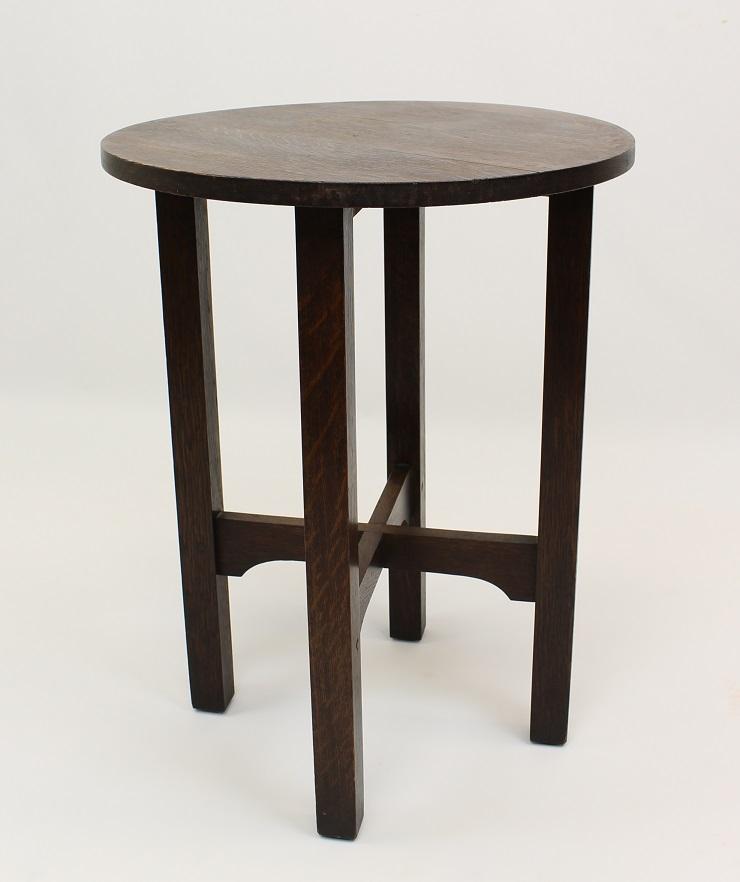 stickley sterling sofa table sprintz furniture sofas arts crafts american gold estate buyers gustav tea no 604