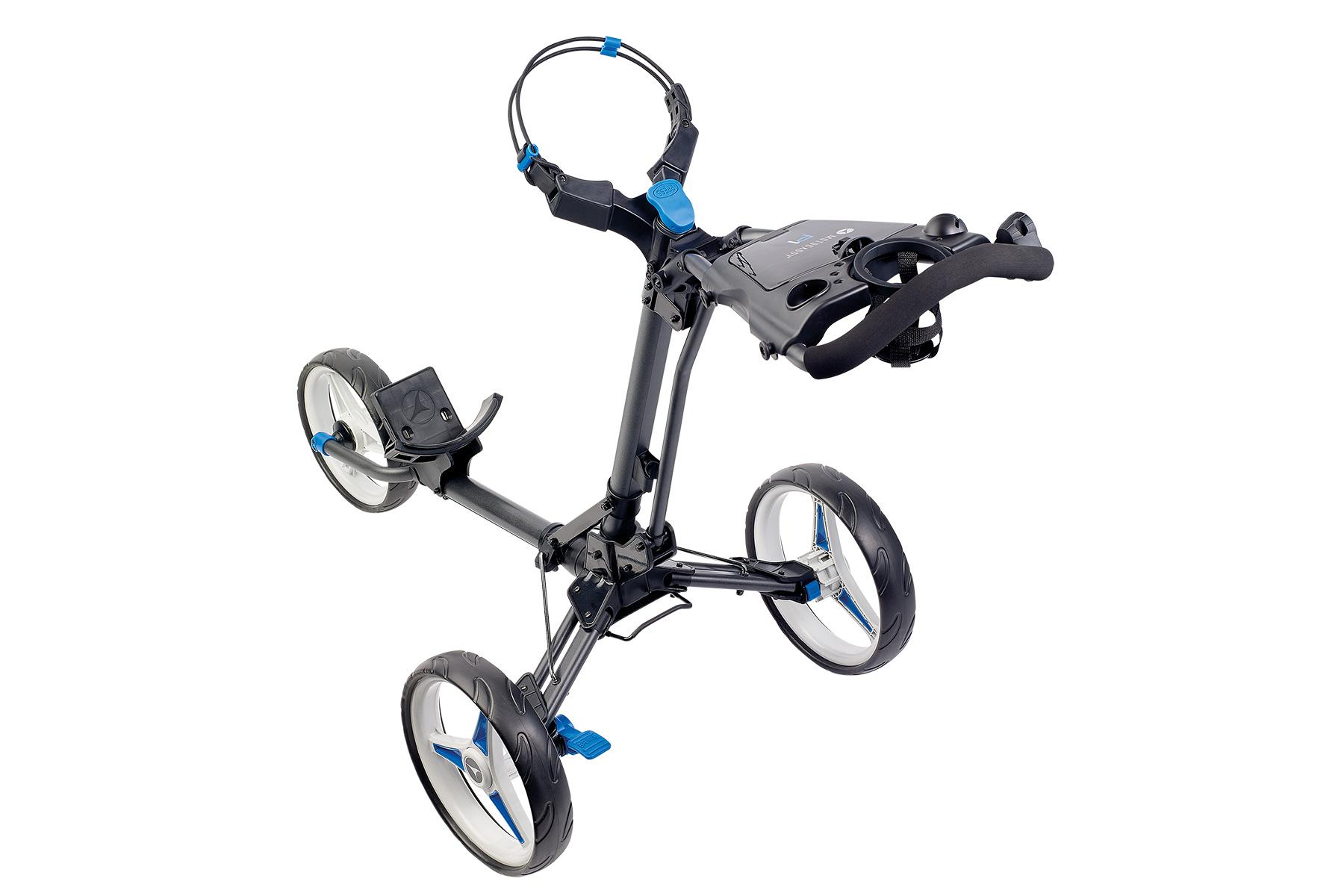 Motocaddy P1 Push Trolley from american golf