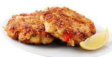 How to cook store bought crab cake