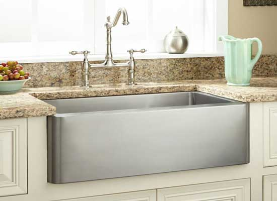 Best stainless steel farm sink