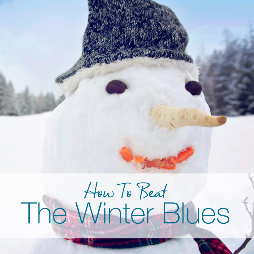 How To Beat The Winter Blues American Greetings Blog