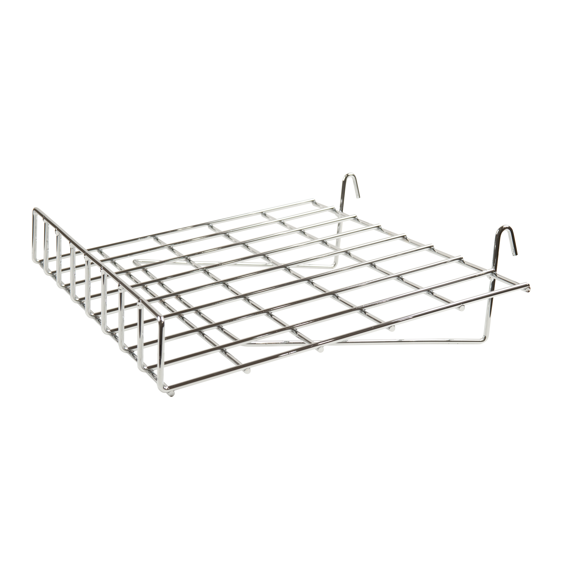 Gridwall And Slatgrid Baskets And Shelving