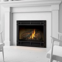 Slimline Direct Vent Gas Fireplace - American Heritage ...