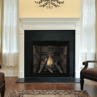 Tahoe Direct-Vent Fireplaces - American Heritage Fireplace