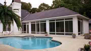 Under Existing Sunrooms  American Home Design in