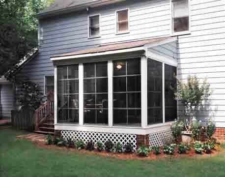 Eze Breeze Sunroom  American Home Design in Nashville TN