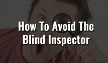 Orlando Home Inspection Services man with a magnifying glass