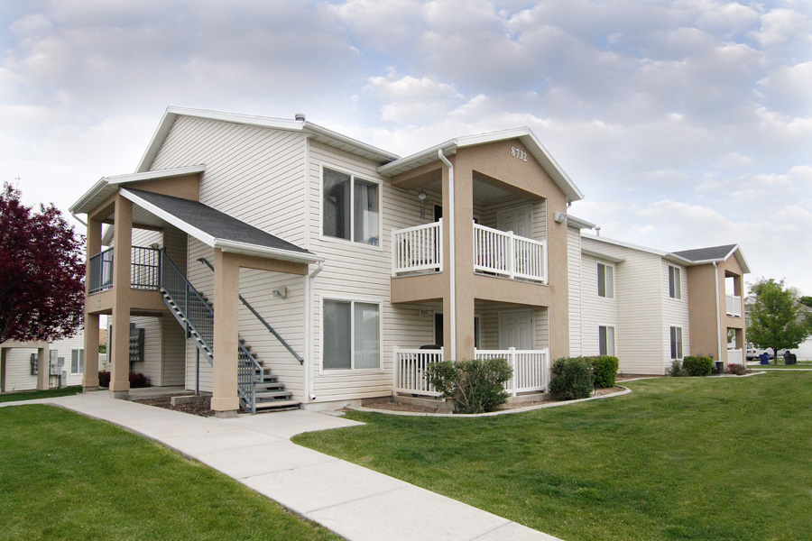 Coppertree Apartments at Magna  American Housing Partners