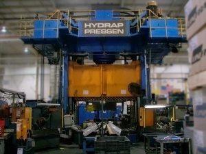 Hydrap Pressen 1800 Ton