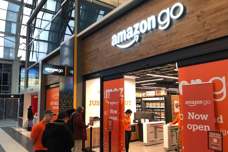 amazon go chicago inside
