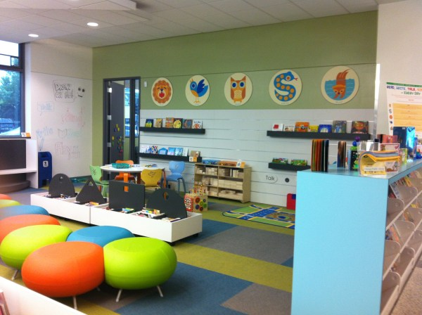 Chicago Public Library Open Early Learning Stem Centers