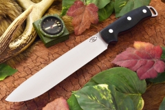 akc denali a2 black canvas micarta red liners 359.95
