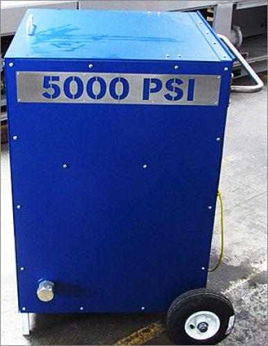 Service Carts for Aircraft Brakes