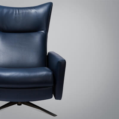american leather swing chair all modern office chairs comfort