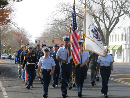 2014 Veterans' Day Parade