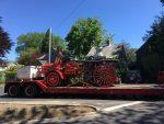 Olden Fire Truck