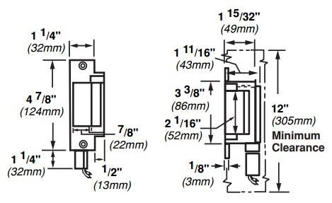 Electric Fail Secure Fail- Safe Wiring Diagram ~ Odicis
