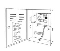 Adams Rite 4300-20-1RP Steel Hawk Electrified Deadlatch