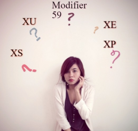 CPT Modifier 59 new codes coding guide