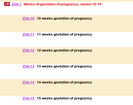 Coding Guide for Pregnancy Complication in ICD 10