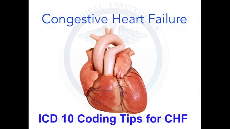 icd 10 code for heart disease unspecified