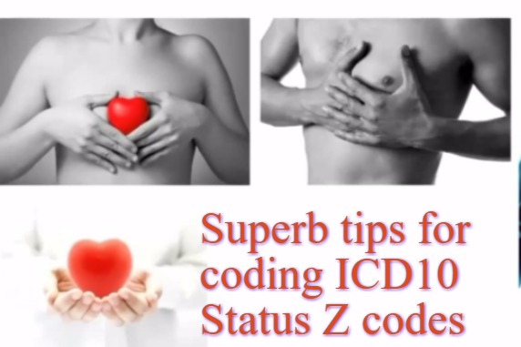 When to use ICD 10 Status Z codes as Secondary diagnosis