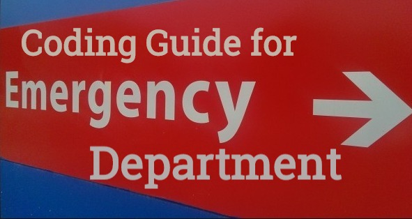 Coding guide for Emergency Department (CPT code 99281-99285