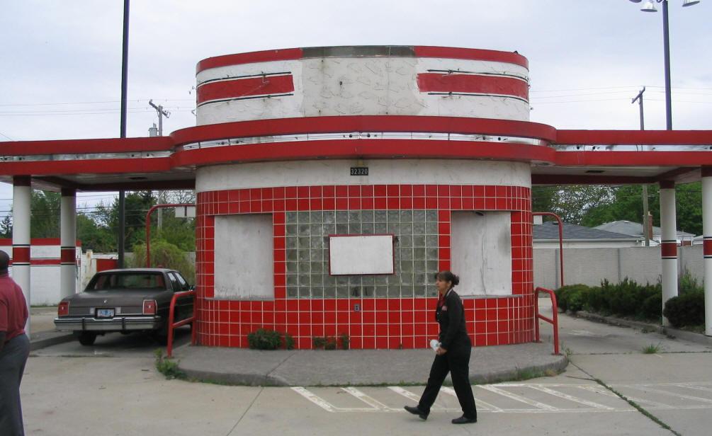 QSR Restaurant restaurant Construction Drive Thru Modular Restaurant