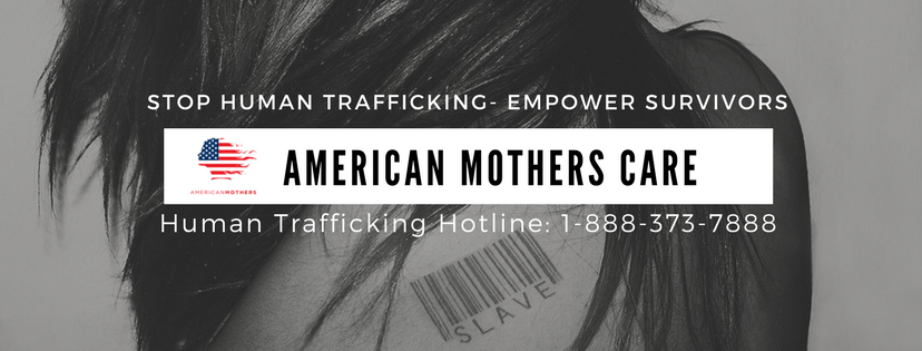 January: End Human Trafficking, Empower Victims – American