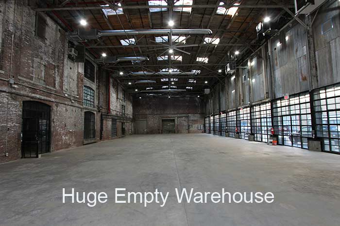 Soundstage Rental NYC   Film Video Locations