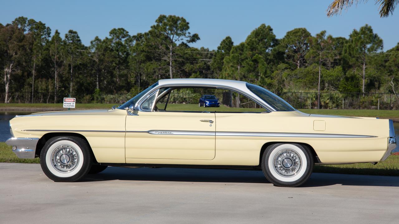 1961 Pontiac Ventura Bubble Top