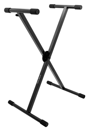 On Stage KS7290 Pro Single X Keyboard Stand