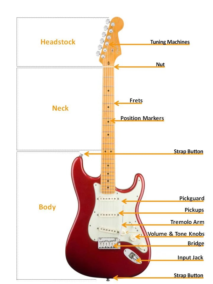 Electric Guitar Buyers Guide AmericanMusical Com